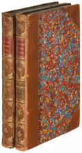 Books:Travels & Voyages, David Porter. Journal of a Cruise Made to the Pacific Ocean. New York: 1822. Second edition.... (Total: 2 Items)