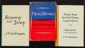 Books:Literature 1900-up, J. D. Salinger. Group of Three Short-Story Collections. Boston:[1953-1963]. First editions. ... (Total: 3 Items)
