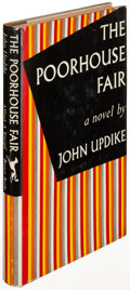 Books:Literature 1900-up, John Updike. The Poorhouse Fair. New York: 1959. Firstedition, signed. ...