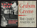 Books:Literature 1900-up, Graham Greene. The Third Man and the Fallen Idol [and]: The Quiet American. London: [1950, 1955]. First... (Total: 2 Items)