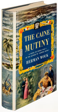 Books:Literature 1900-up, Herman Wouk. The Caine Mutiny. Garden City: 1951. Firstedition, first issue....