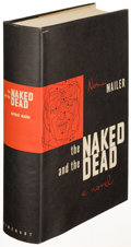 Books:Literature 1900-up, Norman Mailer. The Naked and the Dead. New York: [1948].First edition. ...