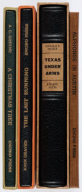 Books:Americana & American History, [Encino Press]. Group of Four Encino Press Books. Austin:[1969-1974]. Limited editions, three signed.... (Total: 4 Items)