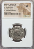 Ancients:Roman Provincial , Ancients: SYRIA. Antioch. Philip II (AD 247-249). BItetradrachm. NGC XF....