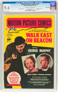 Golden Age (1938-1955):Miscellaneous, Motion Picture Comics #113 Crowley Copy Pedigree (Fawcett Publications, 1952) CGC NM+ 9.6 Cream to off-white pages....
