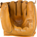 Baseball Collectibles:Others, 1940's Eddie Stanky Store Model Catcher's Glove in Box....