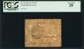 Colonial Notes:Continental Congress Issues, Continental Currency July 22, 1776 $7 PCGS Very Fine 20.. ...
