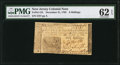 Colonial Notes:New Jersey, New Jersey December 31, 1763 6s PMG Uncirculated 62 EPQ.. ...