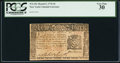 Colonial Notes:New York, New York March 5, 1776 $1 PCGS Very Fine 30.. ...