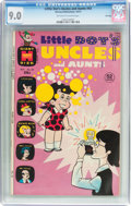 Bronze Age (1970-1979):Cartoon Character, Little Dot's Uncles and Aunts #43 File Copy (Harvey, 1972) CGCVF/NM 9.0 Off-white to white pages....