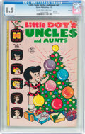 Bronze Age (1970-1979):Cartoon Character, Little Dot's Uncles and Aunts #45 File Copy (Harvey, 1973) CGC VF+8.5 Cream to off-white pages....