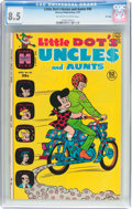 Bronze Age (1970-1979):Cartoon Character, Little Dot's Uncles and Aunts #46 File Copy (Harvey, 1973) CGC VF+8.5 Off-white to white pages....