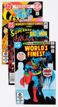 Modern Age (1980-Present):Superhero, World's Finest Comics Group of 36 (DC, 1982-87) Condition: AverageNM-.... (Total: 36 Comic Books)