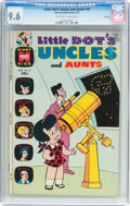 Bronze Age (1970-1979):Cartoon Character, Little Dot's Uncles and Aunts #47 File Copy (Harvey, 1973) CGC NM+9.6 Off-white to white pages....