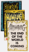 Silver Age (1956-1969):Alternative/Underground, Humbug Group of 12 (Humbug, 1957-58) Condition: Average FN....(Total: 12 Comic Books)