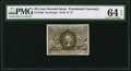 Fractional Currency:Second Issue, Fr. 1286 25¢ Second Issue PMG Choice Uncirculated 64 EPQ.. ...