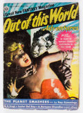 Pulps:Science Fiction, Out of This World Adventures #1 (Avon, 1950) Condition: VG....
