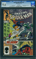 Modern Age (1980-Present):Superhero, The Amazing Spider-Man #272 (Marvel, 1986) CGC NM+ 9.6 White pages.