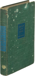 Books:Literature 1900-up, Ernest Hemingway. The Sun Also Rises. New York: The ModernLibrary, [1930]. Modern Library edition, inscribed ...