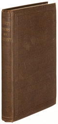 Books:Literature Pre-1900, William Cullen Bryant. Thirty Poems. New York: 1864. Firstedition....