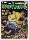 Pulps:Horror, Wu Fang - September 1935 (Popular) Condition: FR....