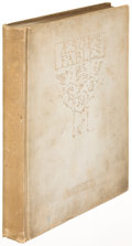 Books:Children's Books, [Arthur Rackham]. Aesop's Fables. London: 1912. Firstedition. Signed, limited issue.. ...