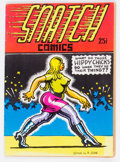 Silver Age (1956-1969):Alternative/Underground, Snatch Comics #1 Second Printing (Apex Novelties, 1968) Condition:VF-....