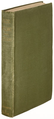 W. B. Yeats. Celtic Twilight. London: 1893. First edition, with an autograph letter, signed, ti