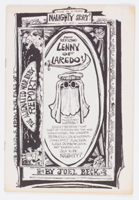 Lenny of Laredo #1 Third Printing (Print Mint, 1966) Condition: VG/FN