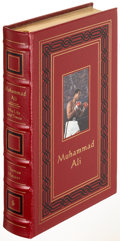 Books:Biography & Memoir, [Muhammed Ali]. Thomas Hauser. Muhammad Ali. His Life andTimes. Norwalk: [1991]. Limited to 3500 copies, signed...