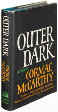 Books:Literature 1900-up, Cormac McCarthy. Outer Dark. New York: 1968. Firstedition....