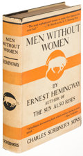 Books:Literature 1900-up, Ernest Hemingway. Men Without Women. New York: 1927. Firstedition, second issue in second issue jacket....