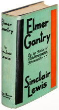 Books:Literature 1900-up, Sinclair Lewis. Elmer Gantry. New York: [1927]. Firstedition, signed....