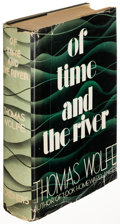 Books:Literature 1900-up, Thomas Wolfe. Of Time and the River. New York: CharlesScribner's Sons, 1935. Fifth printing, inscribed...