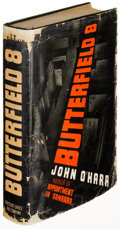 Books:Literature 1900-up, John O'Hara. Butterfield 8. New York: [1935]. First edition,warmly inscribed....