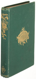 Books:Literature 1900-up, Louisa May Alcott. Morning Glories and Other Stories.Boston: 1868. First edition. ...