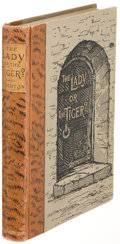 Books:Literature 1900-up, Frank R. Stockton. The Lady, or the Tiger? And OtherStories. New York: 1884. First edition....