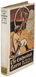 Books:Literature 1900-up, Charles F. Lummis. The Enchanted Burro. Chicago: 1897. First edition....