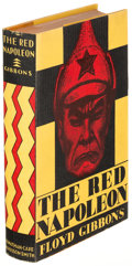 Books:Literature 1900-up, Floyd Gibbons. The Red Napoleon. New York: [1929]. Firstedition....