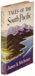 Books:Literature 1900-up, James A. Michener. Tales of the South Pacific. New York:1947. First edition....