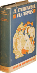 Books:Literature 1900-up, Ernest Hemingway. A Farewell to Arms. New York: CharlesScribner's Sons, 1929. First edition....