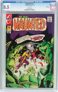 Bronze Age (1970-1979):Horror, Haunted #11 File Copy (Charlton, 1973) CGC VF+ 8.5 White pages....