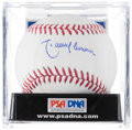 Autographs:Baseballs, Randy Johnson Single Signed Baseball, PSA/DNA Mint 9. ...