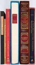 Books:Literature 1900-up, Raymond Carver. Group of Six Signed-Limited Books. [Various:1974-1989]. Limited editions, each signed. ... (Total: 6 Items)