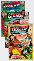 Silver Age (1956-1969):Superhero, Justice League of America Group of 14 (DC, 1965-67) Condition: Average GD.... (Total: 14 Comic Books)