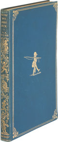 Books:Children's Books, A. A. Milne. Now We Are Six. London: Methuen & Co.,[1927]. First trade edition. ...