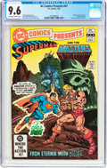 Modern Age (1980-Present):Superhero, DC Comics Presents #47 Superman and the Masters of the Universe(DC, 1982) CGC NM+ 9.6 Off-white to white pages....