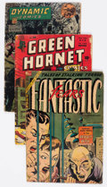 Golden Age (1938-1955):Miscellaneous, Golden Age Miscellaneous Comics Group of 23 (Various Publishers, 1940s-50s) Condition: Average GD.... (Total: 23 Comic Books)