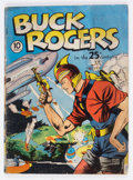 Golden Age (1938-1955):Science Fiction, Buck Rogers #1 (Eastern Color, 1940) Condition: GD/VG....