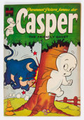 Golden Age (1938-1955):Cartoon Character, Casper the Friendly Ghost #16 (Harvey, 1954) Condition: FN/VF....